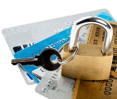 Kreditkarte sperren Sicherheit
